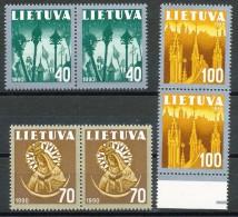 LITAUEN - Mi.Nr.   474 - 476    - Postfrisch - Litauen