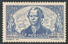 FRANCE 1942 - Yv. 541 **   Cote= 1,85 EUR - La Pérouse, Boussole Et Astrolabe ..Réf.FRA27478 - Francia