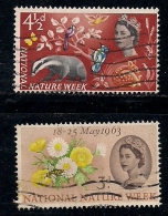 UK 1963 Used Stamp(s) Week Of Nature  Nrs. 357-358 - 1952-.... (Elizabeth II)