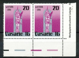 LITAUEN - Mi.Nr.     470     - Postfrisch - Litauen