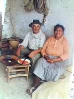 BOLIVIA COPPIA  PAESANI  PAREJA  CAMPESINA TIPICO    N1982 EU17684 - Bolivia
