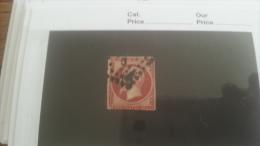 LOT 260458 TIMBRE DE FRANCE OBLITERE N�17A VALEUR 65 EUROS