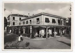 Cpsm - Lido Di Jesolo - Albergo Italia - (Hôtel Italie) - 1958 - Altre Città