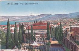 BEYROUTH LIBAN MUSEITABE - Monde