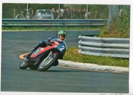 AERMACCHI - HARLEY DAVINSON . GRAND PRIX MOTO DES ANNÉES 1970 - Réf. N°9711 - - Motorradsport