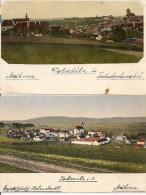 1905 - TATENICE Okres PARDUBICE, 2 Stk, Gute Zustand, 2 Scans - Tchéquie