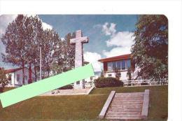 Cpm St000081 Canada  , Gaspe , Monument Jacques Cartier - Gaspé