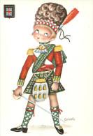 PK. UNIFORMES EUROPEOS  - ISCOSIA- NR 3044/20 - Costumi