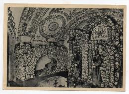Cpsm - Roma - Cimitero Dei Cappuccini 4a Cappella - 1956 - Ohne Zuordnung