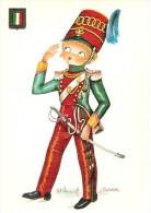 PK. UNIFORMES EUROPEOS  -ITALIA  - NR 3044/13 - Costumi