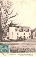 36 CHITRAY Chateau De Boismarmin - Autres Communes