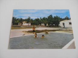 CHARENTE MARITIME - AULNAY DE SAINTONGE - 17 1017 - Posté En 1979 Flamme Village De Vacances PISCINE - Aulnay