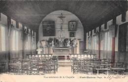 Fort Mahon     80        La Chapelle. Vue Intérieur - Fort Mahon