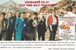 AZF SOLIDARITE FO 31 (dil271) - Syndicats