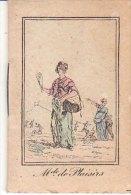 PETIT CALENDRIER BIJOU POUR 1933 LEOPOLD ROUEN - Calendriers