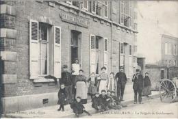 08 – Vireux-Molhain – La Brigade De Gendarmerie - Autres Communes