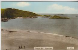 Talmine Bay, Sutherland. Unused Card.  RP - Caithness