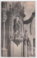 SAINT PLANCHERS - Intérieur église - Vierge XIVe - Other Municipalities