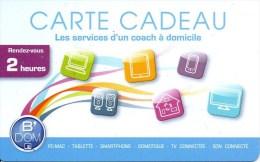 Coach à Domicile 2H - Gift Cards