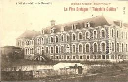 """44 - LEGE - Belle Vue Du Monastère ( Pub Demandez Partout La Fine Bretagne """" Théophile Guillon ) - Legé"""