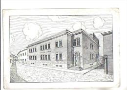 Ferrara, Istituto D'istruzione Privata  - F.G. - Anni ´1940 - Ferrara