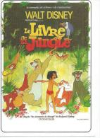 D 570 4/1 - LE LIVRE DE LA JUNGLE  ( Déssin:  WALT DISNEY ) - Illustratori & Fotografie