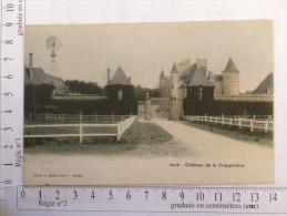 CPA (49) Maine Et Loire - JOUE ETIAU - Château De La Frappinière - France