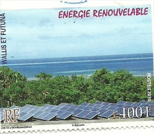 737 énergie Renouvelable (pag16) - Used Stamps