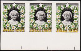 1909. JULEN. 3-strip. Imperforated. (Michel: 1909) - JF128405 - Non Classés