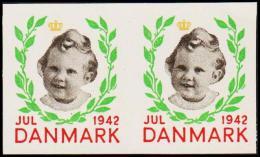 1942. JULEN. Pair. Imperforated. (Michel: 1942) - JF128408 - Non Classés