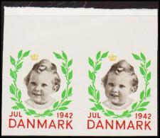 1942. JULEN. Pair. Imperforated. (Michel: 1942) - JF128406 - Non Classés