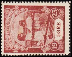1923. I SKAL IKKE BLIVE GLEMT. 5 ØRE.  (Michel: 1923) - JF128411 - Non Classés
