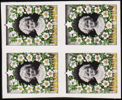1909. JULEN. 4-Block. Imperforated. (Michel: 1909) - JF128404 - Non Classés
