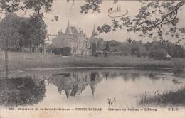 CPA Pontchateau, Chateau De Bodiau, L'Etang (pk19096) - Pontchâteau