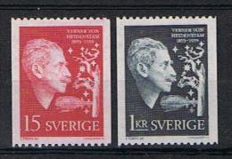 Zweden Y/T 440 / 441 (**) - Suède