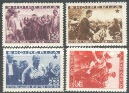 ALBANIA - AGRARIAN REFORM - DEAL FARMLAND - **MNH - 1947 - Agriculture