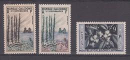 Nouvelle Calédonie  N° 284 à 286  Neuf  ** - Unused Stamps