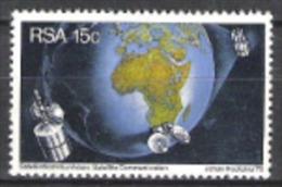 Südafrika South Africa RSA 1975 Kommunikation Nachrichten Satelliten Weltraum Weltall Fernmeldewesen, Mi. 488 ** - Afrique Du Sud (1961-...)