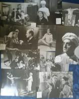 """10 Photos  """"Je Hais Les Acteurs"""" - G. Krawczyk 1986 -  Jean Poiret, Michel Blanc, Bernard Blier, Pauline Lafont - Cinema Advertisement"""