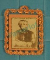 Reliquaire De Poche (  Vénérable Mère D´Youville ) Relic Reliquia Relique 2 Scan - Religione & Esoterismo