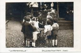 EPLUCHES PONT PETIT  La Maternelle - France