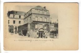 CPA PIONNIERE VEULES LES ROSES (Seine Maritime) - Hôtel De La Plage - Veules Les Roses
