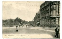 CPA  51   :  EPERNAY     Rue Des Mariniers Avec Train CBR      VOIR   DESCRIPTIF   §§§§ - Epernay