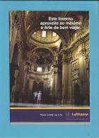 LUFTHANSA - ADVERTISING - Promoção De Inverno 2004 - 2 Scans - Publicidad