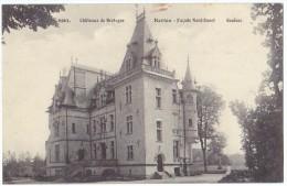 *Château De Keriou. GOUEZEC (29) - Façade Nord-Ouest*. Collection Villard, Quimper, N° 6963 - Gouézec