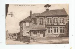 Cp ,78  , CHAPET , La Mairie , Vierge , Ed : Brunot - Autres Communes