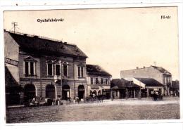 Gyulafehervar Foe-Ter - Rumänien