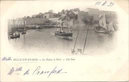 LE PALAIS  LE PORT - Belle Ile En Mer