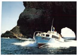 (836) New Zealand - Bay Of Island - Waikare II Ship - Ferries