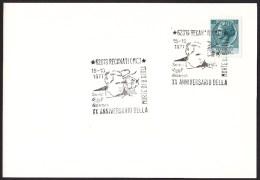 ITALY, 20 Anniversario Della Morte Di Benjamin Gigli (opera Singer), Recanati 15.10.77 - Music